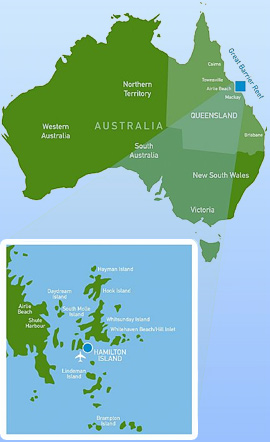 Hamilton Island Australia Map.Island Paradise A Breath Of Fresh Air In Our Hamilton Island Apartment